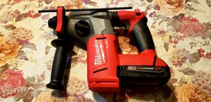Milwaukee M18 Fuel Rotary Hammer for Sale in Modesto, CA