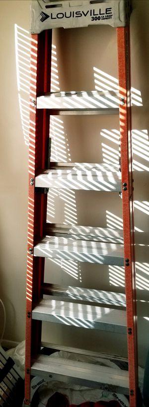 6 foot Louisville A Frame Ladder for Sale in Halethorpe, MD
