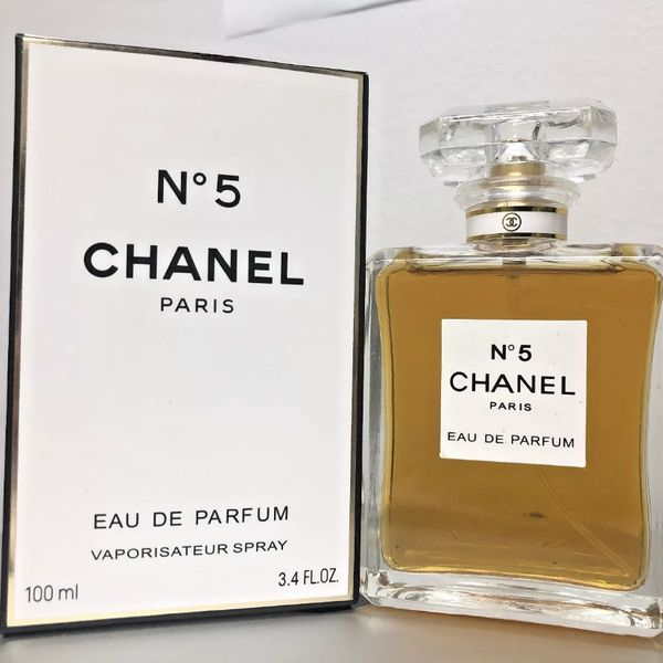 Sale New Chanel No5 Perfume Chanel No5 Perfume 34 Oz 135 Retail