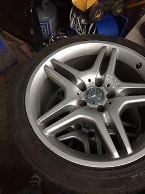 Mercedes wheels for Sale in Gaithersburg, MD