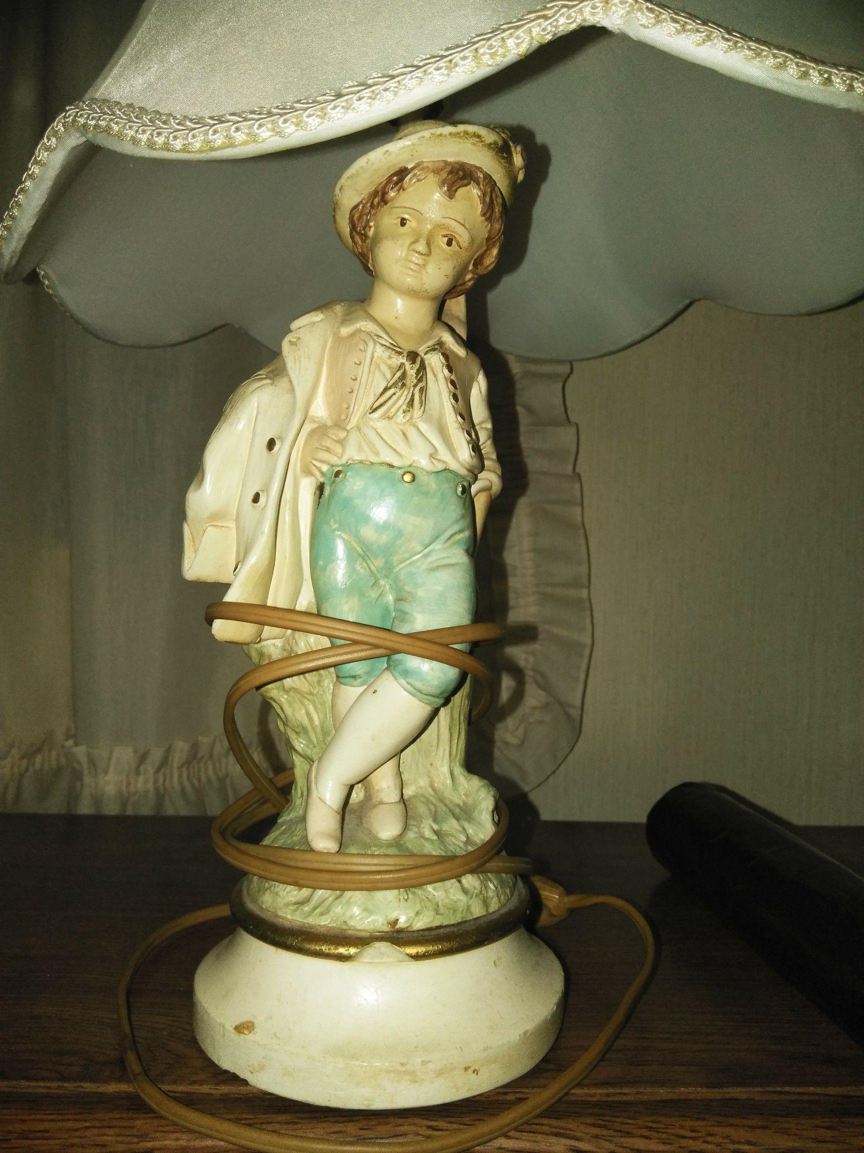 "Vintage...""Charma Co.""..... lamps"