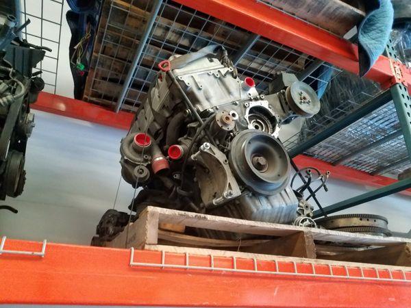 Mercedes OM606 turbo DOHC Engine & Transmission Swap for Sale in West Palm  Beach, FL - OfferUp