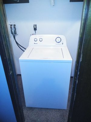 Amana washer and Crossley dryer for Sale in Salt Lake City, UT
