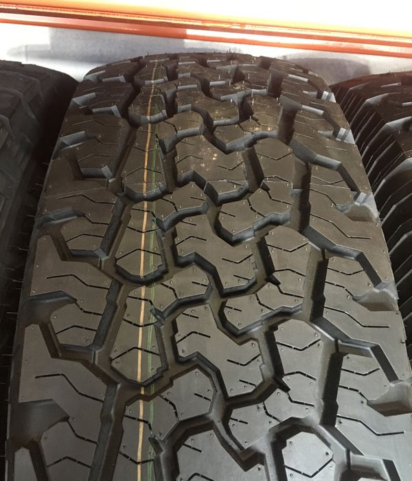 Zenna Sport A/T LT 265/75R16 For Sale In Escondido, CA