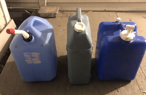 6 Gallon Water Jugs 600 Each 5 Available For Sale In Spokane WA