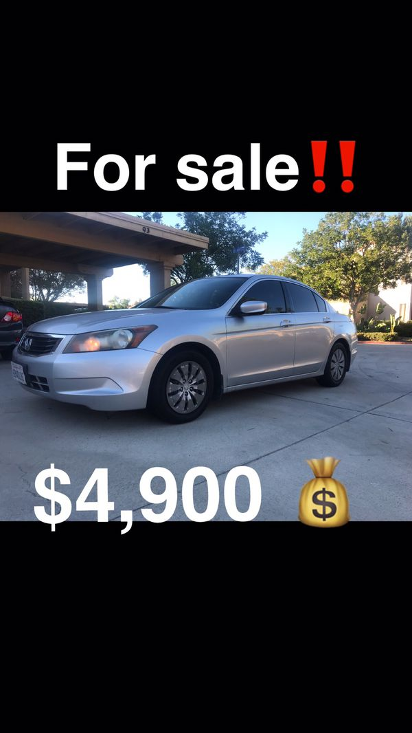 2008 Honda Accord For Sale In Perris Ca Offerup
