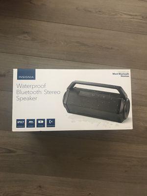 Insignia WaterProof BlueTooth LOUD Speaker! for Sale in Washington, DC