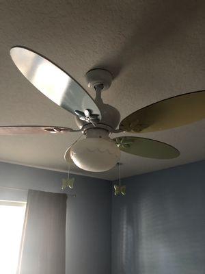 Girls ceiling fan for Sale in Clermont, FL