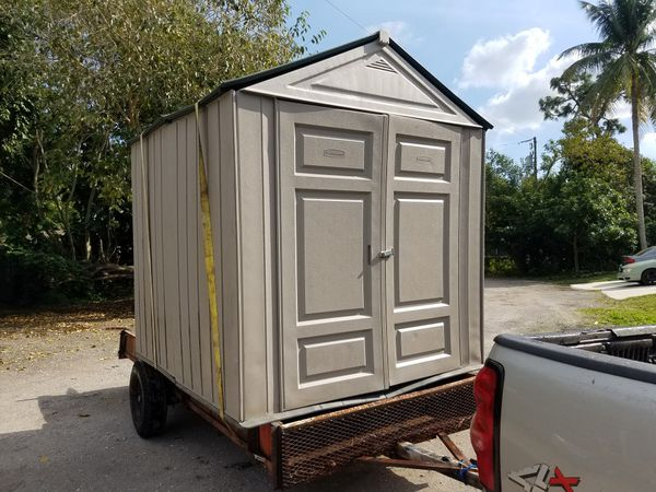 Used Rubbermaid Shed For Sale In Stuart Fl Offerup