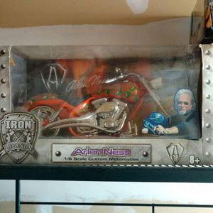 1/6 scale custom motorcycle for sale  Wichita, KS