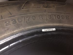 Used Tires Phoenix >> New And Used Tires For Sale In Phoenix Az Offerup