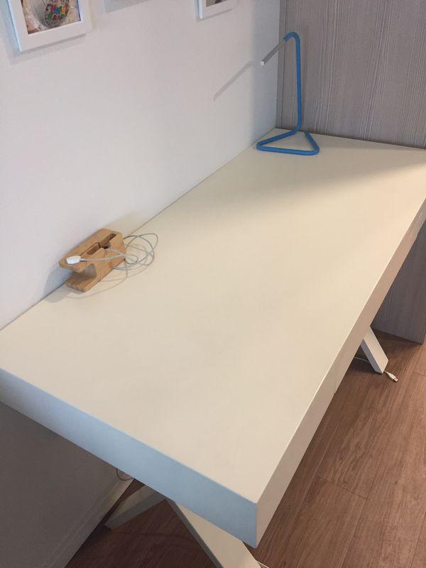 Off White Josephine Work Desk