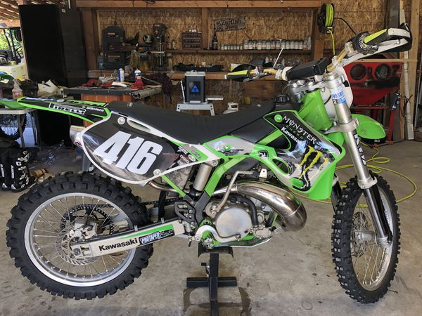 Swell 2002 Kx250 Reduced Price For Sale In Centralia Wa Offerup Bralicious Painted Fabric Chair Ideas Braliciousco