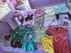 Polo, Gap, Guess, Hello Kitty, girls clothes (5-7) for Sale in Henrico, VA