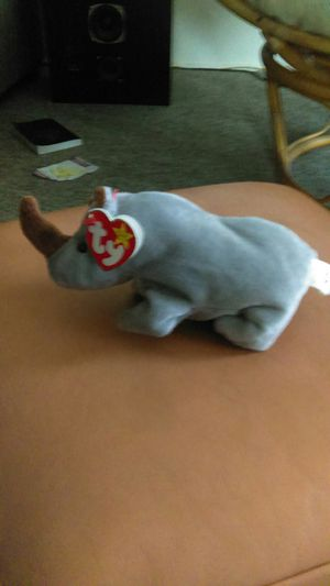 3261a5cf43b Rare Retired Beanie Baby Spike for Sale in Centerville