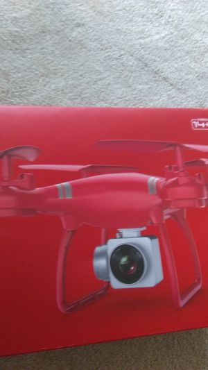 A drone in great condition never been used outside brand new in box for Sale in Calverton, MD