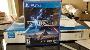 Never opened Battlefront 2 (ps4 game) for Sale in Charlotte, NC