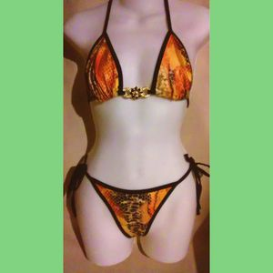 Bikini, Exotic outfit,Rave wear, Pole dancing, Striper outfit for Sale in Los Angeles, CA