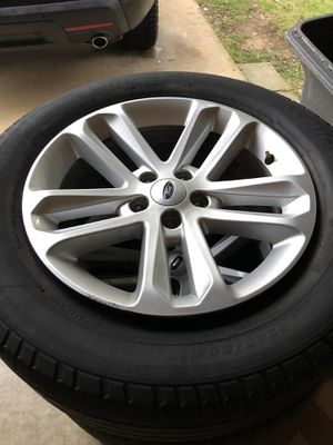 Ford Explorer 2015 wheels for Sale in Centreville, VA