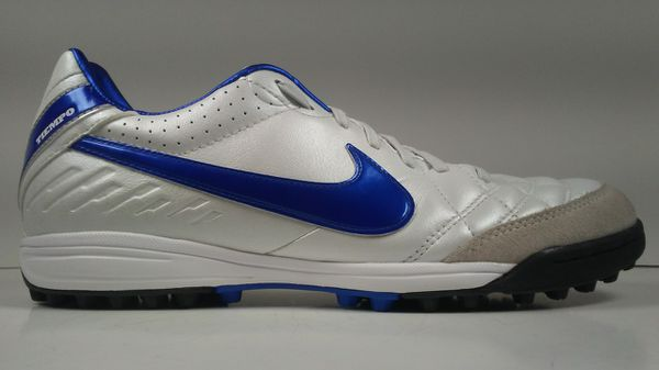 timeless design 486df 121be 2011 Nike Tiempo Mystic IV TF 454314-140 TF Mens Soccer Shoes Size 8.5