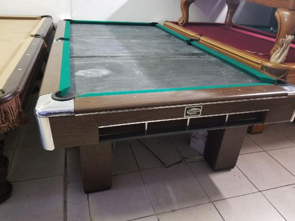 GameRoom Style Gandy Pool Table Tables For Sale In Medley FL - Gandy pool table