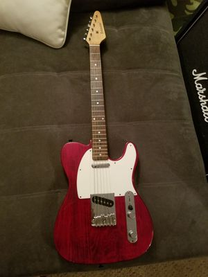 Johnson telecaster for Sale in St. Louis, MO