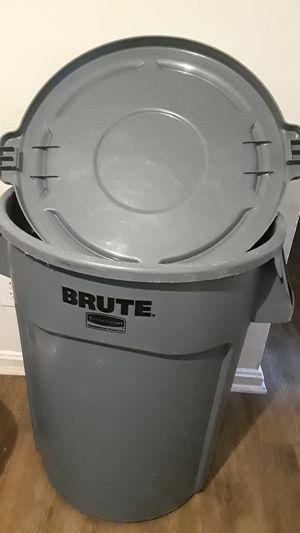 Bote basura grande y doble for Sale in Hyattsville, MD