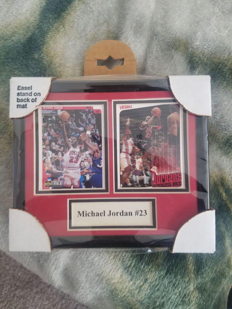 Michael jordan collectors cards