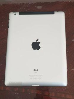 iPad 4, iCloud Unlocked Thumbnail