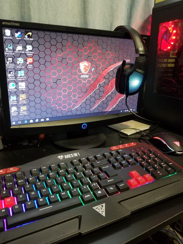 Gaming Pc Pubg Fortnite And Many More For Sale In Phoenix Az