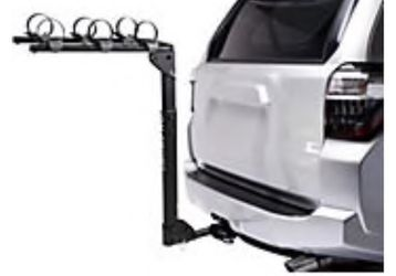 3 bike carrier for suv or van with hitch Thumbnail
