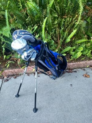 US Kids Golf Clubs with Top Flite putter for Sale in Hawthorne, CA
