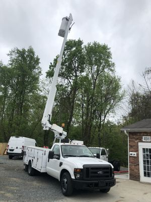 cd5188f843 2008 Ford F-350 Bucket Truck for Sale in Winston-Salem