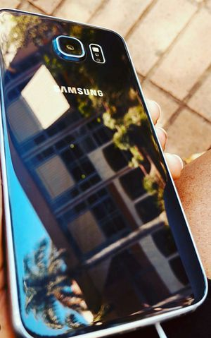 Samsung Galaxy S 6 UNLOCKED . Excellent Condition ( as like New) for Sale in Springfield, VA