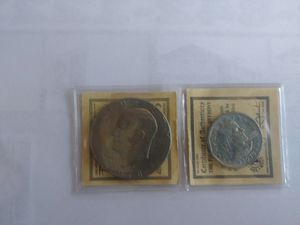 2 in one collectable coins for Sale in San Diego, CA