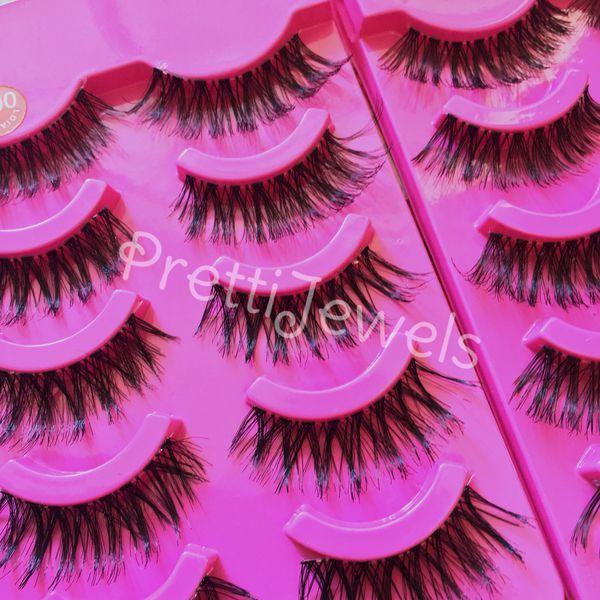 10 Pairs Long Wispy Eyelashes Beauty Health In Chandler Az