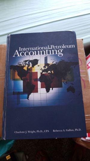 International Petroleum Accounting for Sale in Austin, TX