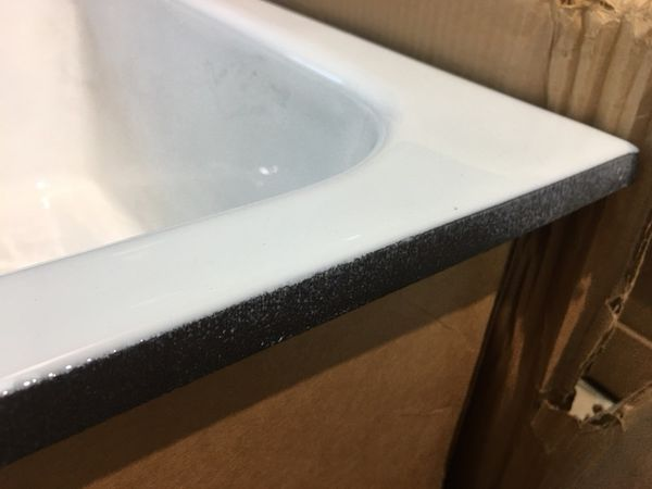 Eljer Trinity Ceramica tile install sink for Sale in Nashville, TN ...