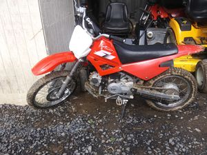 Photo Baja 125 youth dirt bike