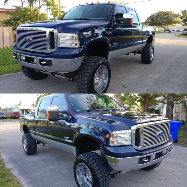 2006 Ford F-250 4x4 For Sale In Pembroke Pines, FL