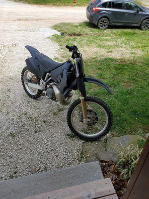 Photo Suzuki 250 2 stroke