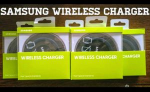 Samsung Wireless Charger (New) for Sale in Arlington, VA