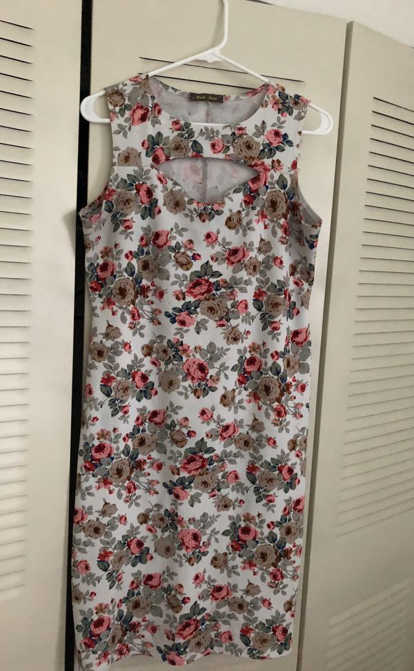 Floral Print Plus Size Dress for Sale in Orlando, FL - OfferUp