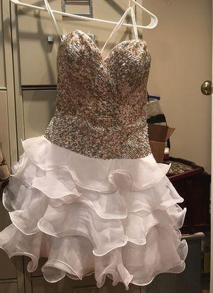Sherri Hill Homecoming Dress size 0 like new for Sale in Walkersville, MD