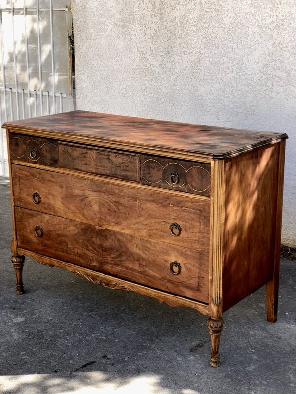 - Antique Mahogany Dresser (Furniture) In Albuquerque, NM - OfferUp