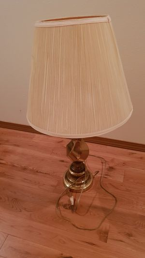 Vintage table lamp circa 1985 for Sale in Seattle, WA