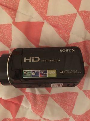 Sosun Video cámara for Sale in Orlando, FL