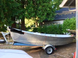 New and Used Aluminum boats for Sale in Portland, OR - OfferUp