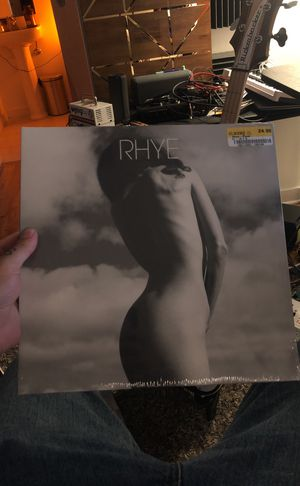 RHYE VINYL SEALED for Sale in Nashville, TN