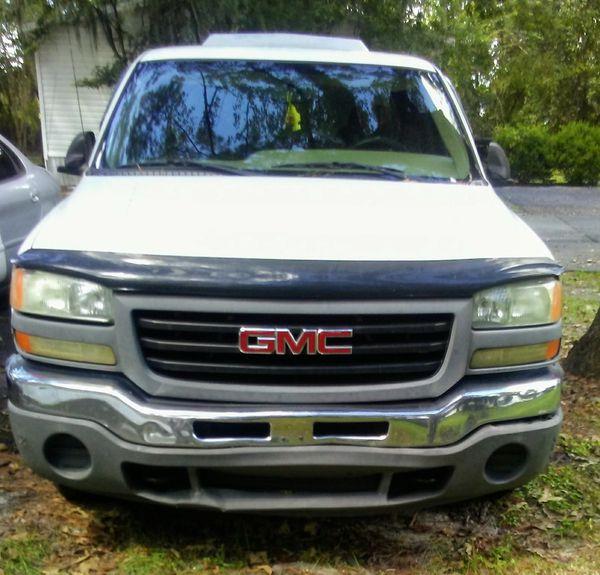 GMC Sierra 06 For Sale In Gainesville, FL